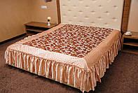 Покрывало на двуспальную кровать