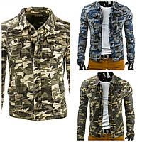 Куртка мужская в стиле милитари