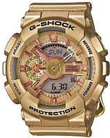 Женские часы Casio G-SHOCK GMA-S110GD-4A2ER