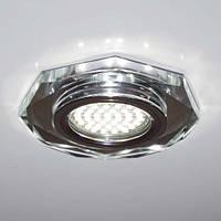 Точечный светильник Feron 8020-2 с LED подсветкой