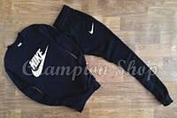 Черный костюм Nike мужской