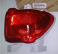 Стекло фонаря заднего противотуманного (производство TOYOTA ), код запчасти: 8145742010