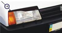 Реснички на фары ВАЗ 2108 2109 21099