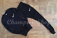 Мужской костюм Nike черный