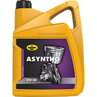 Моторное масло KROON OIL Asyntho 5W-30 синтетическое для бензиновых и дизельных моторов 5л. KL 20029