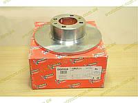 Диск тормозной передний Ваз 2101 2102 2103 2104 2105 2106 2107 Ferodo DDF035 (компл)
