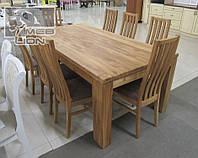 Обеденная группа стол+8 стульев