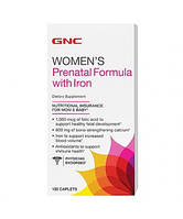 Витамины для мам и младенцев PRENATAL FORMULA WITH IRON 120 капсул