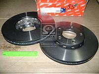 Диск тормозной AUDI 100,A4, SKODA SUPERB,VW PASSAT, вент. ( TRW), DF2652