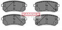 Колодка тормозная hyundai/kia i10,picanto задн. (производство KAMOKA ), код запчасти: JQ1013804