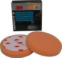 3M 09550 Многоразовый полировальник для абразивной пасты (оранжевый) Ø150 мм.