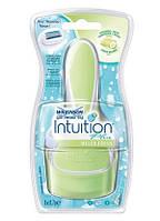 Schick (Wilkinson) Intuition Melon Fresh (свежая дыня) женский станок