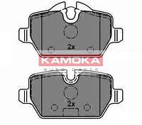 Колодка тормозная bmw 1 (e87) 04'-;3 (e90) 05'- задн. (производство KAMOKA ), код запчасти: JQ1013612
