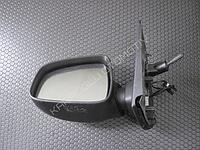 Зеркало заднего вида левое+накладка Renault Original 963028691R