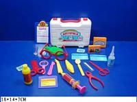 Детская игрушка Доктор  2550 в чемодане