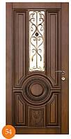 Двери металлические входныеТермопласт™ Модель 54