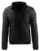 Мужская черная класическая куртка