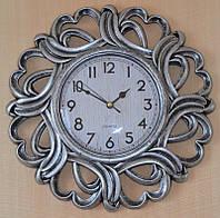 Часы на кухню (26х26х4 см.)