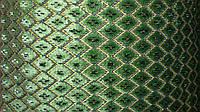 Шпигель Сота зеленая обивочная ткань