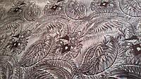 Шпигель «Лист серый» для обивки мебели
