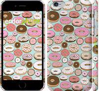 "Чехол на iPhone 6 Пончики в глазури ""2876c-45"""