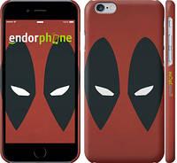 """Чехол на iPhone 6 Deadpool v2 """"3530c-45"""""""