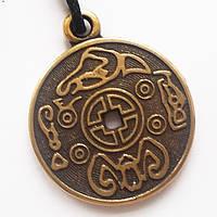 Монета счастья, приносящая удачу в жизни, дружбе, любви.