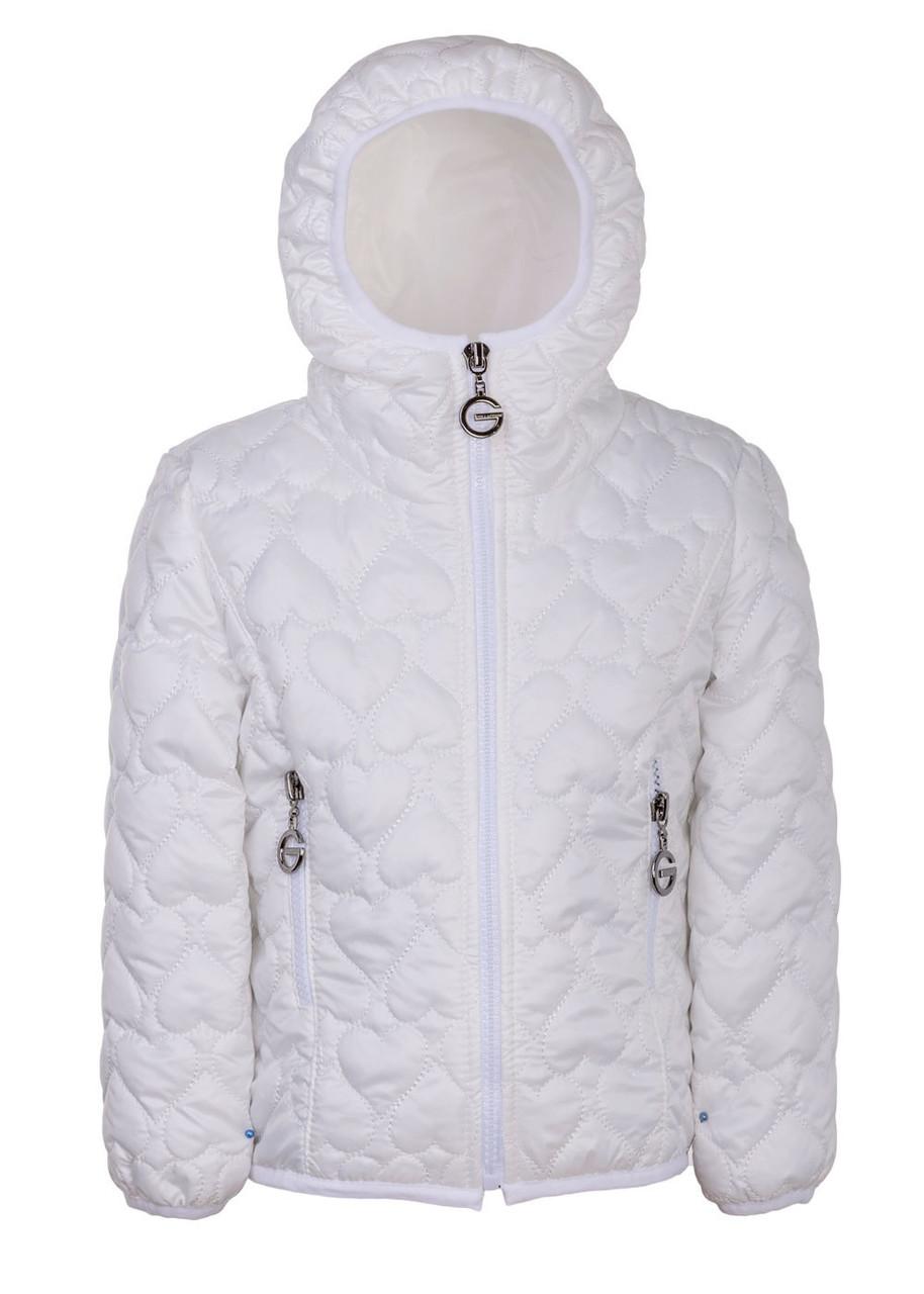 детские куртки для девочек весна белые