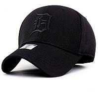Оригинальная бейсболка All black. Удобный головной убор. Оригинальная, модная кепка. Купить кепку. Код: КЕ597