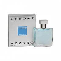 Azzaro Chrome edt 30 ml M Туалетная вода (оригинал подлинник  Франция)