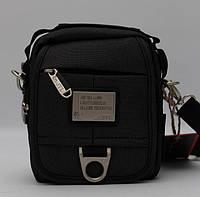 Мужская сумка-барсетка Gorangd. Сумка для необходимых вещей. Компактная, небольшая сумка. Код: КЕ598