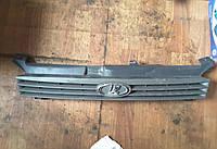 Решетка радиатора ВАЗ 1117 1118 1119 Лада Калина радиаторная передняя бу