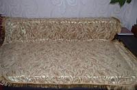Покрывало гобеленовое 150*200 и два кресла 70*150 Орхидея