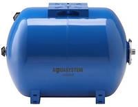 Гидроаккумулятор AQUASYSTEM VAO 150 (Италия) гориз.