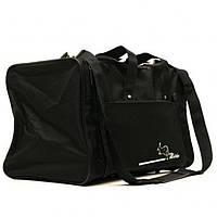 Дорожная сумка Wallaby черная большая