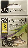 Крючок Kamatsu Baitholder №8 К-1101 (10шт)