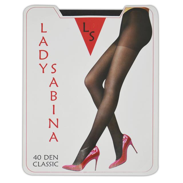 Lady Sabina колготки 20den, 40den, 100den