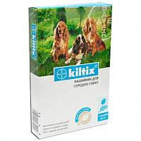 KILTIX (Килтикс) - ошейник для средних собак, 48 см.ОРИГИНАЛ! Bayer