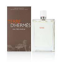 Мужская туалетная вода Hermes Terre d'Hermes Eau Tres Fraiche