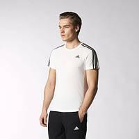 Спортивная футболка adidas Essentials 3-Stripes Tee S17661