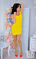 Молодежное Платье - майка  135 аи