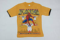 Летняя футболка 2-3-4-5 лет для мальчика Спайдермен