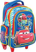 Ранец ортопедический  школьный  на колесах Cars, Тачки, 551615