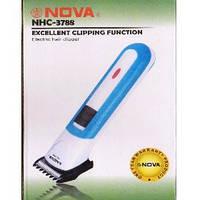 Машинка Мужская для Стрижки Nova NHC – 8870 (Rechargeable Hair Clipper перезаряжаемый триммер Нова 8870)