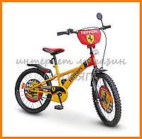 Велосипед детский Ferrari со звонком