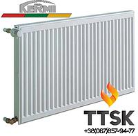 Стальной радиатор Kermi  FKO 22 боковое  подключение