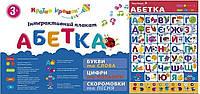 """Плакат электронный """" Абетка"""" КІ-7032"""