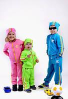 """Детский спортивный костюм """"Adidas"""" с шапкой (р.104-134)"""
