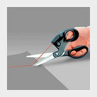 Ножницы с лазерным указателем для точной резки, с лазером