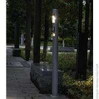Садово-парковое Освещение Lutec 6142-2-1520 si Cylin